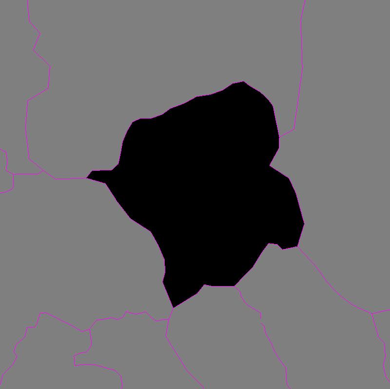 Southern Oregon Cascades Peakbaggercom - Map of southern oregon