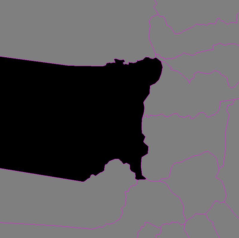 Ideas Map Of Oregon Coast South On Emergingartspdxcom - Map of south oregon